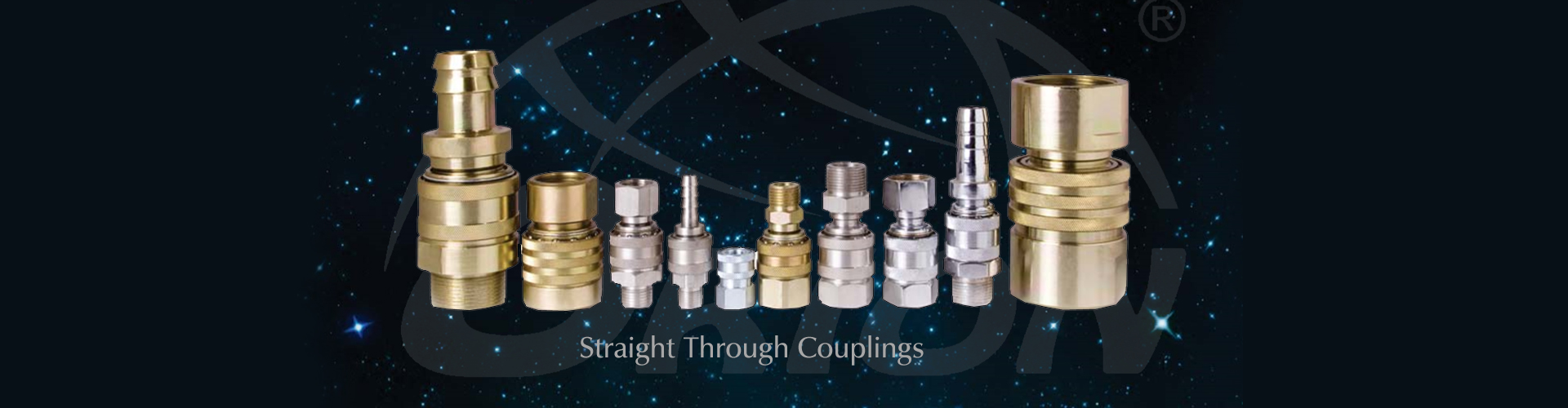 straight through couplings