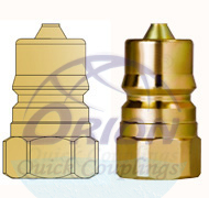 Double Check Valve Couplings Plug