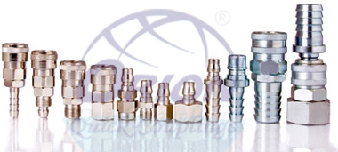 single check valve couplings