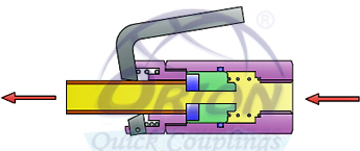mould couplings drawings